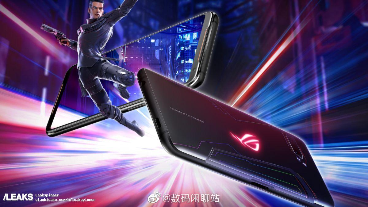 After the picture: ASUS ROG Phone III shows up in video
