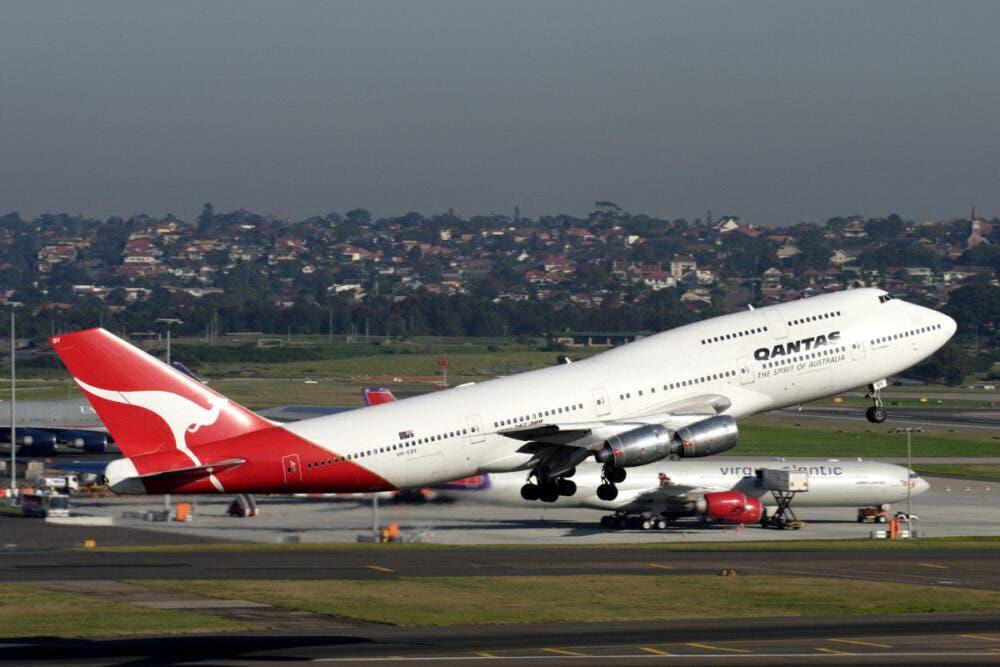 "Qantas kommer anordna ""hej då"" flygningar med Boeing 747-400ER!"