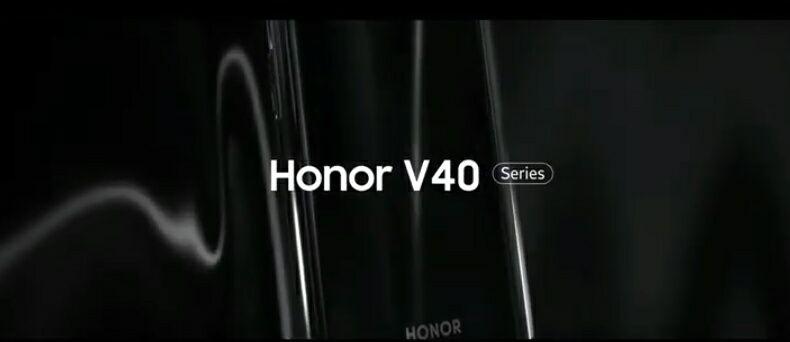 Honor jobbar redan på V40- serien avslöjar teaser