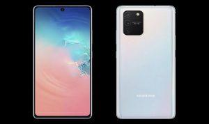 Samsung Galaxy S10 Lite får ny uppdatering