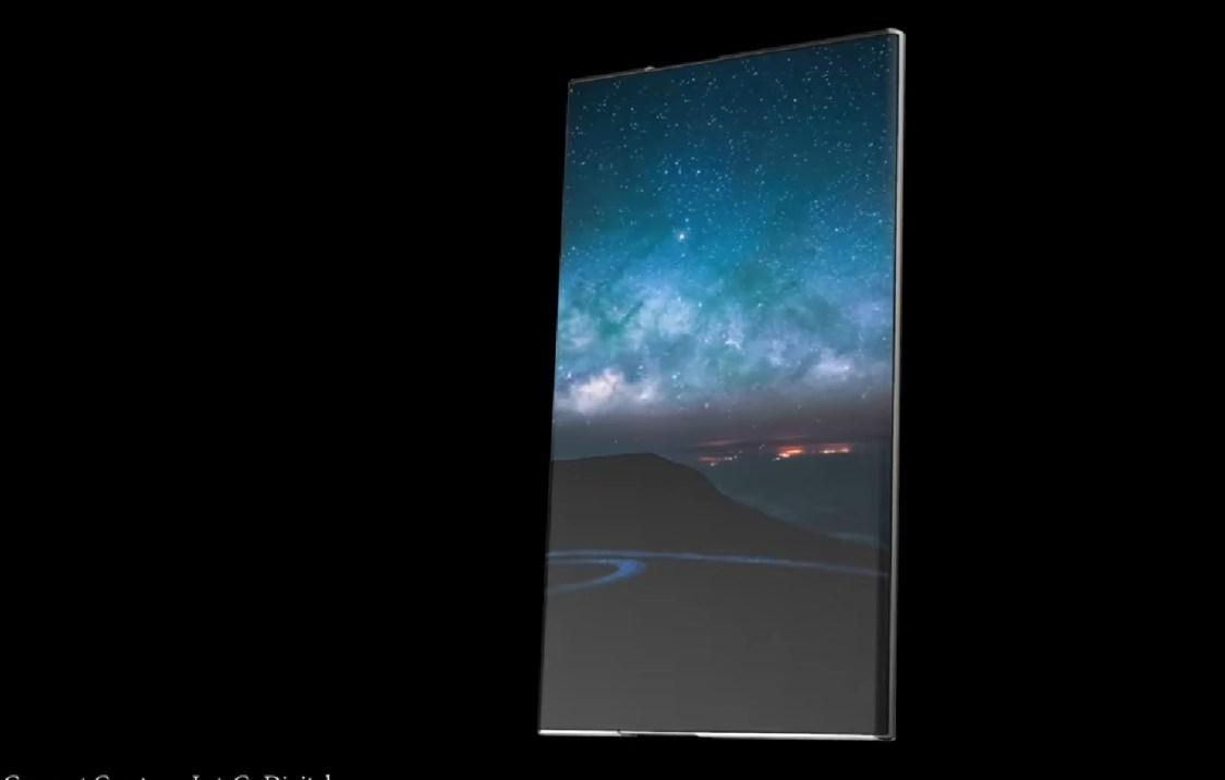 Kommer Samsung skrota Note och satsa på en typ av Note med rullbar skärm istället?