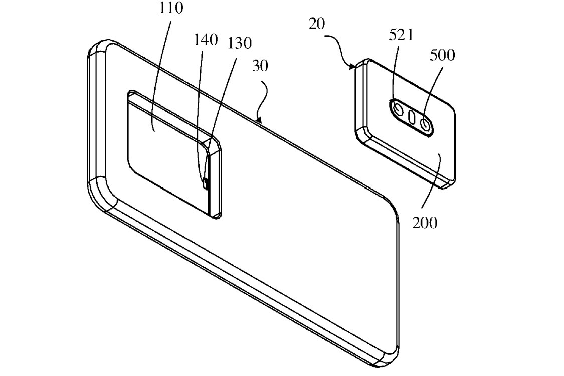 Oppo tar patent på något riktigt spännande!