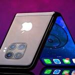 Nytt skvaller om en vikbar iPhone