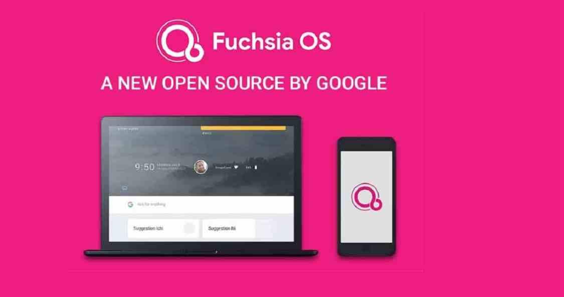Samsung kan komma att köra med Fuchsia OS i framtida produkter
