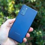 Samsung Galaxy S20 FE får augusti månads säkerhetsuppdatering
