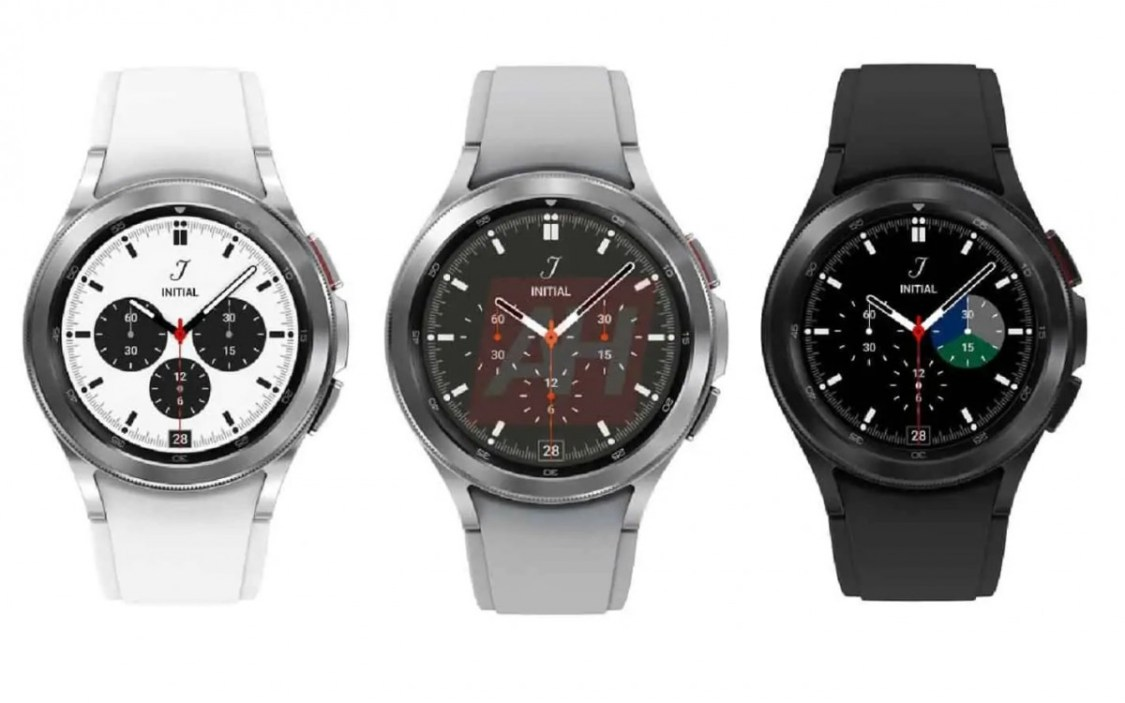Ben kollar in Samsung Galaxy Watch 4 och Watch 4 Classic