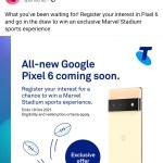 Bild kan avslöja när Google Pixel 6 kommer visas upp