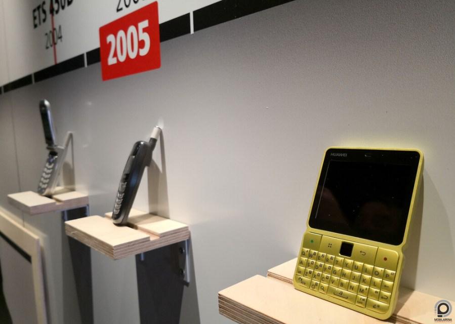 Az első Huawei okostelefonok - egy korszak lezárul most?
