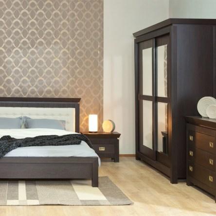 Dormitor Saigon (comoda și somiera incluse)