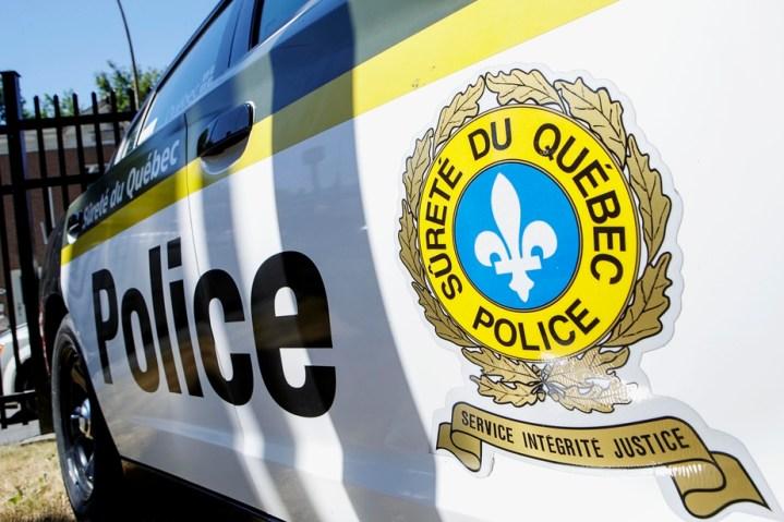 Quatre personnes blessées lors d'une collision sur l'A40 à Québec