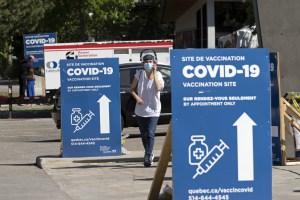 Les Québécois invités à se procurer leur preuve vaccinale