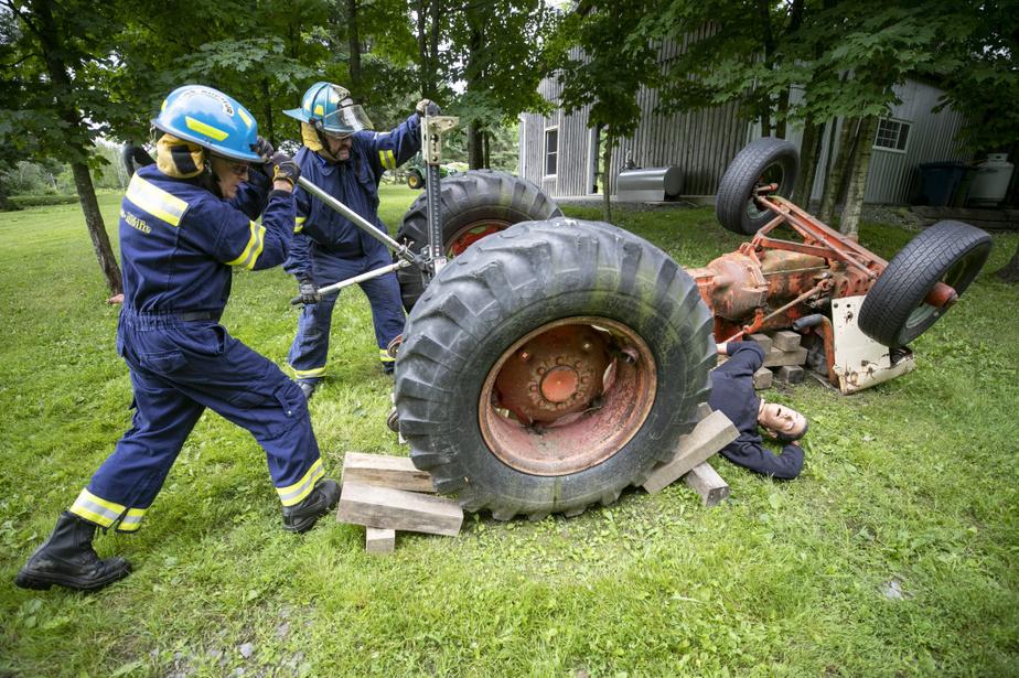Accidents agricoles: quand la ferme blesse