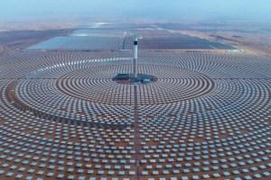 Panne d'énergie renouvelable en Afrique