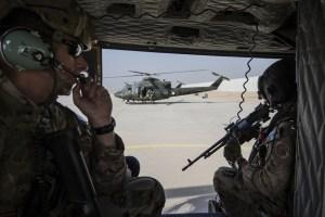 Les Canadiens ont appuyé une attaque irako-américaine contre Daech