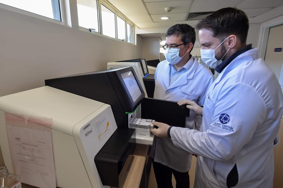Au Brésil, des tests génétiques pour un dépistage de masse du coronavirus