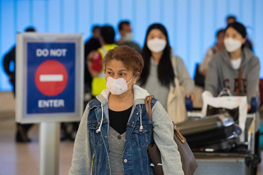 Vacciné ou non, le masque de nouveau obligatoire à l'intérieur à LosAngeles