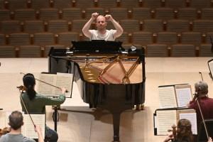 Yannick Nézet-Séguin | Un chef et son piano