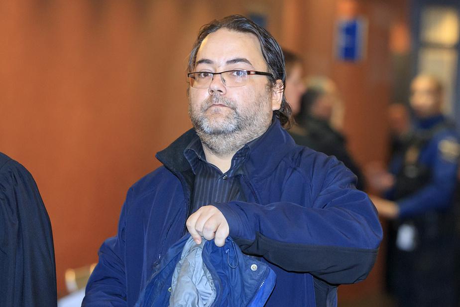 Martin Barbeau reconnu coupable de possession de pornographie juvénile