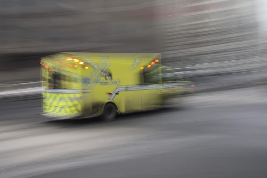 Accident à Roxton Falls: un enfant rend l'âme