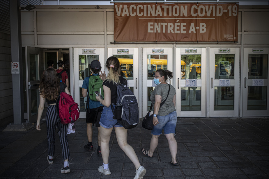 Vaccination | Les 12 à 17 ans ne peuvent pas devancer leur deuxième dose