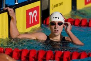 Natation | Katie Ledecky impressionne aux Pro Swim Series
