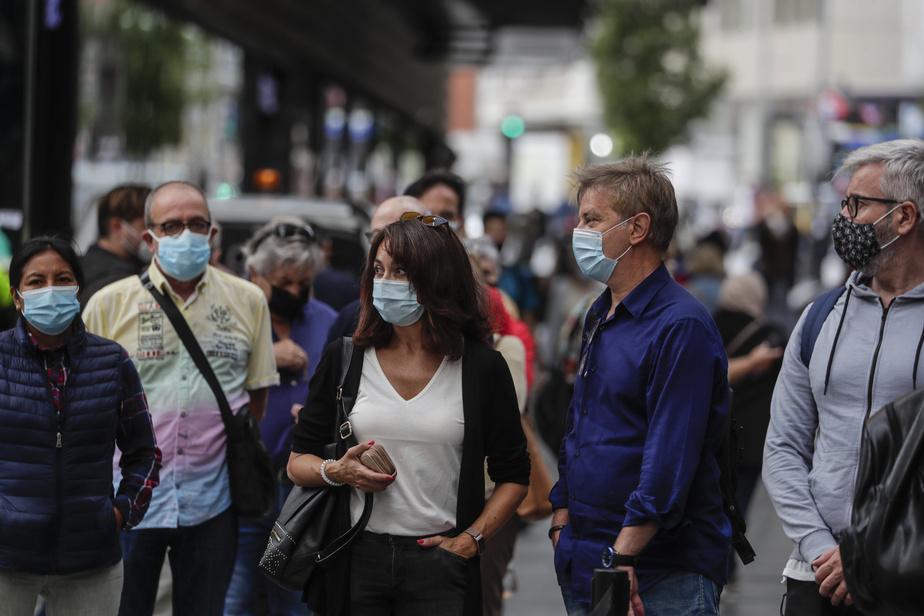 COVID-19 | Plus de 5 millions de cas en Europe, Paris pourrait durcir les restrictions