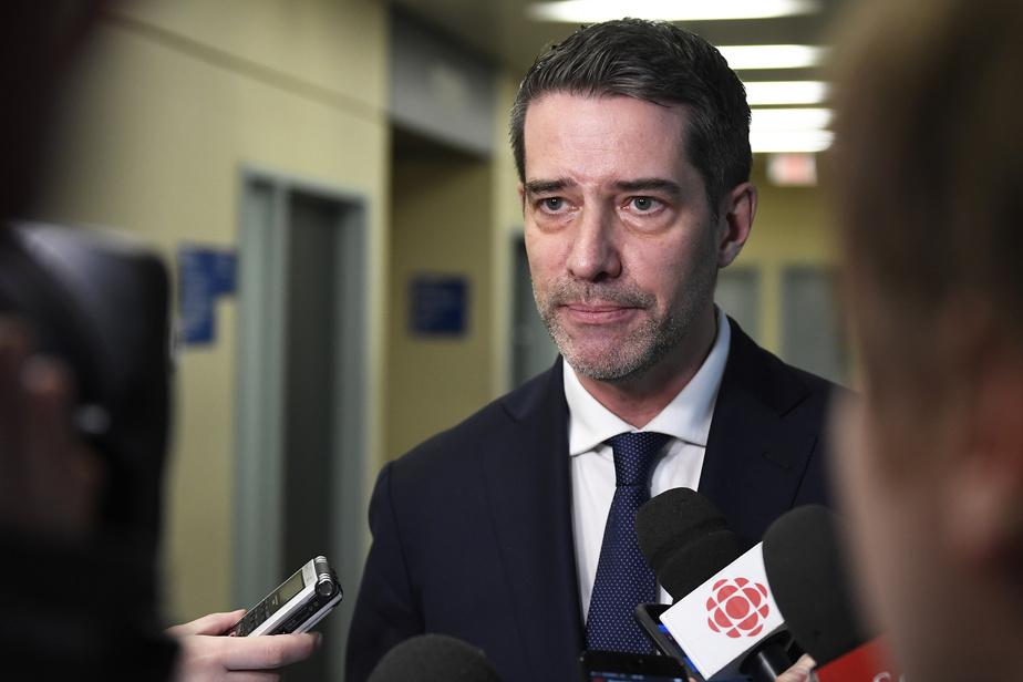 André Boisclair accusé d'agression sexuelle armée