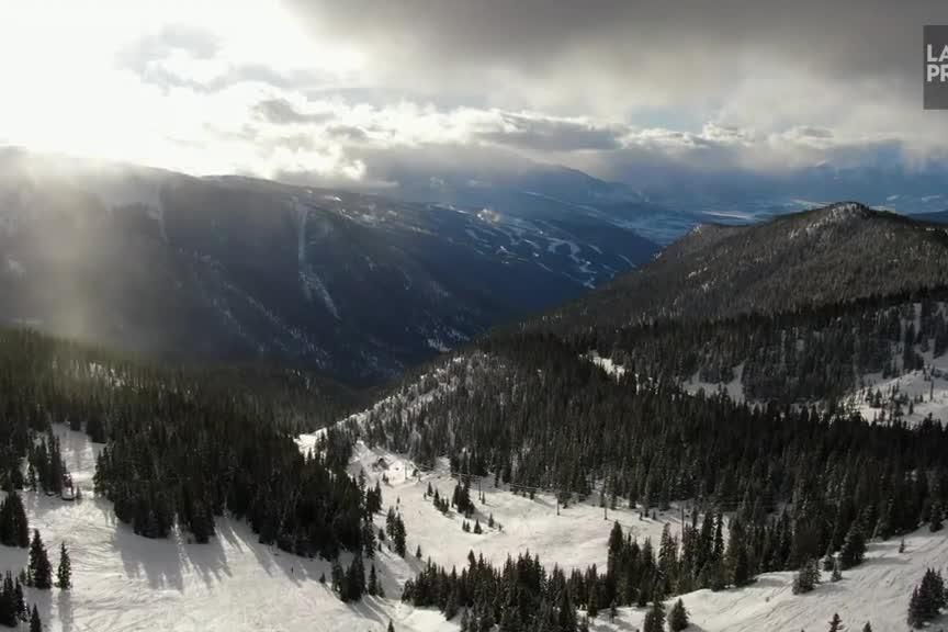 Jamais trop tard pour une belle journée de ski