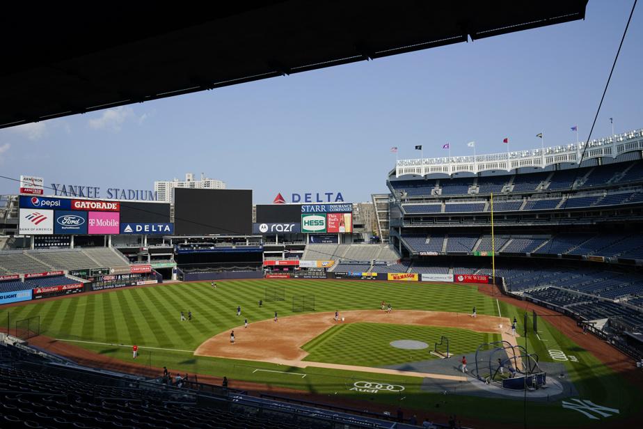 COVID-19   Des tests positifs forcent le report du duel Red Sox-Yankees
