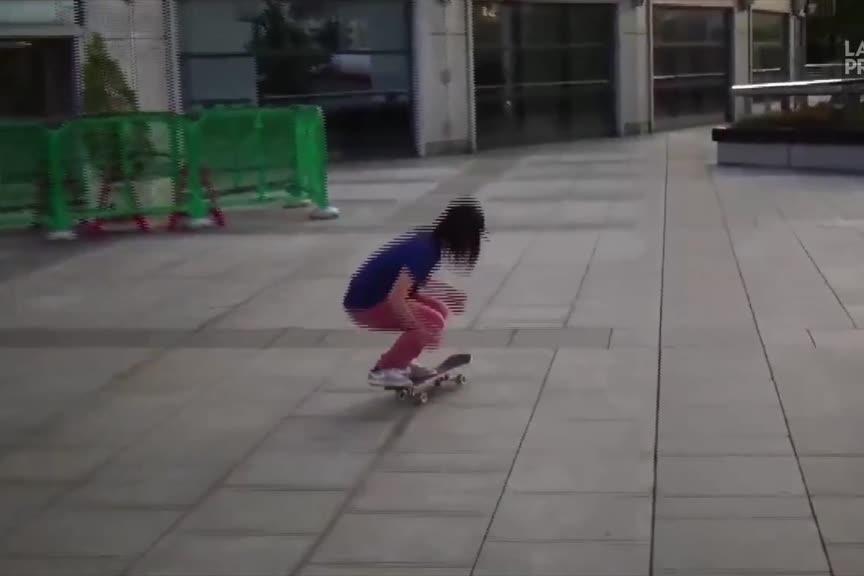 Incroyable mais vrai : le skate à la mode Yamamoto