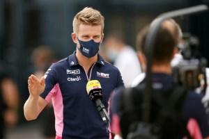 Nico Hulkenberg retourne chez Aston Martin