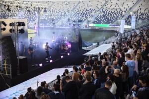 Tel-Aviv | Des centaines de spectateurs vaccinés assistent à un premier concert
