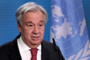 COVID-19 | Le secrétaire général de l'ONU dénonce le «nationalisme vaccinal»