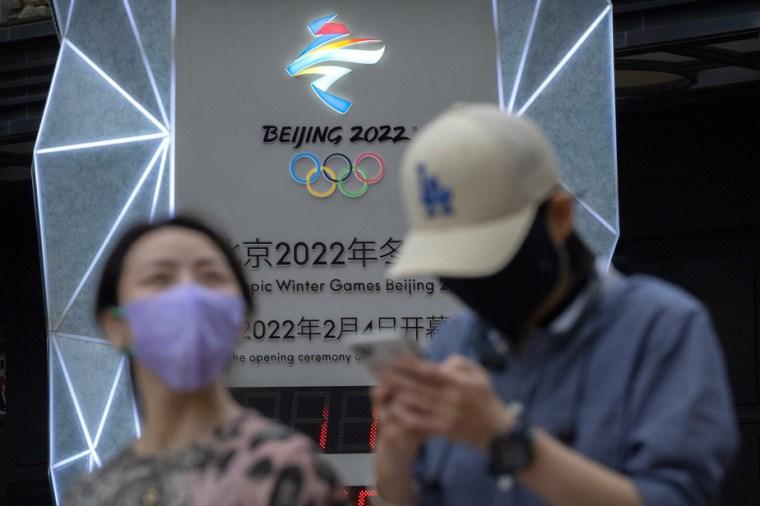 Jeux olympiques de Pékin | Les athlètes américains devront être vaccinés