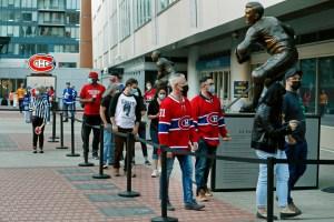 Centre-ville | Une clinique de vaccination sans rendez-vous pour les fans du Canadien