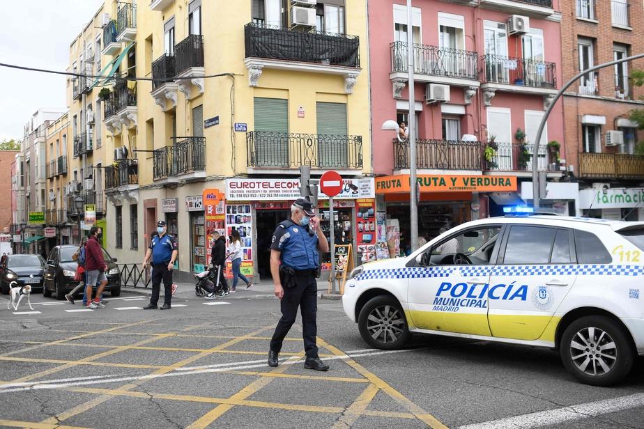 COVID-19 | Les Madrilènes restent à la maison, les États-Unis frôlent les 200000morts