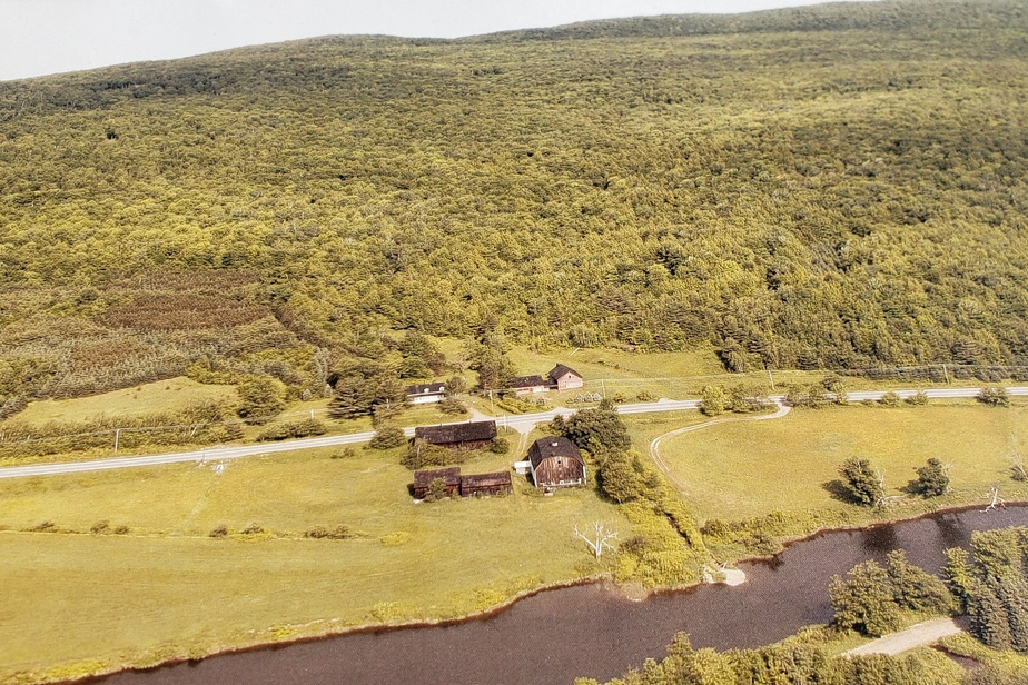 Un domaine familial d'une centaine d'hectares converti en aire protégée en Estrie