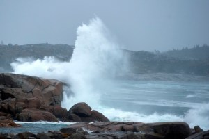 Ouragan Teddy | Des risques d'inondations dans les provinces de l'Atlantique