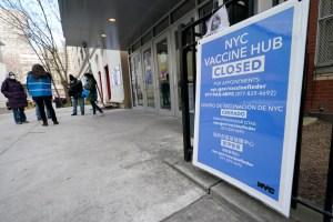 NewYork, à court de vaccins, met la pression sur le gouvernement Biden