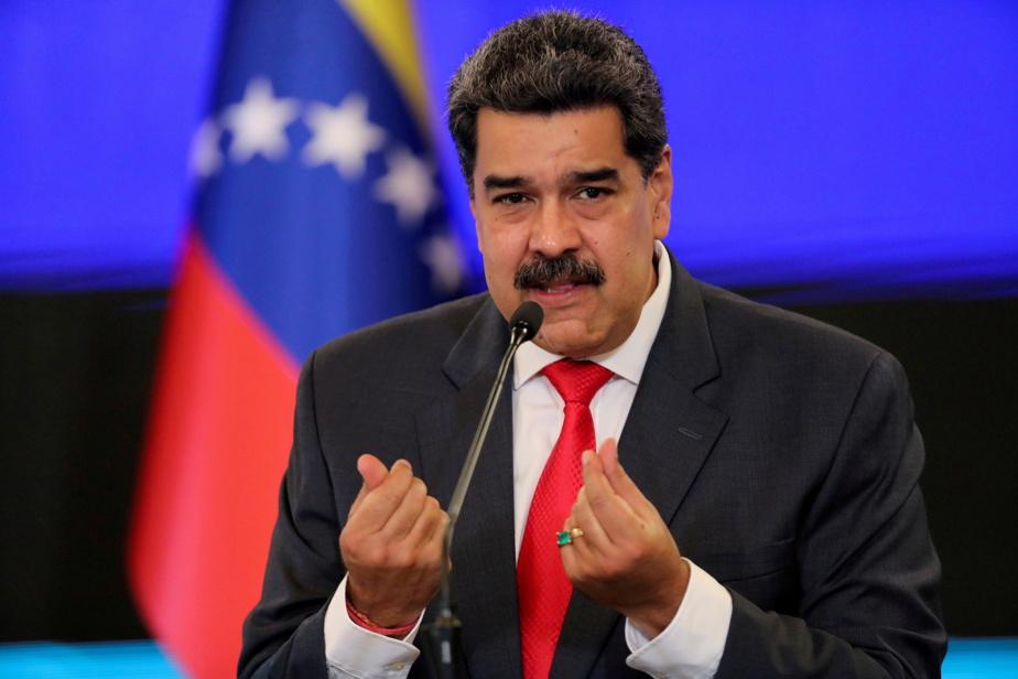 Système de redistribution de vaccinsanti-COVID-19 | Maduro dénonce un «vol» et exige de Biden le déblocage de fonds