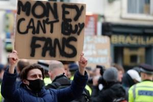 Presse européenne | Une Super Ligue «super ridicule» qui s'est effondrée comme «un château de cartes»