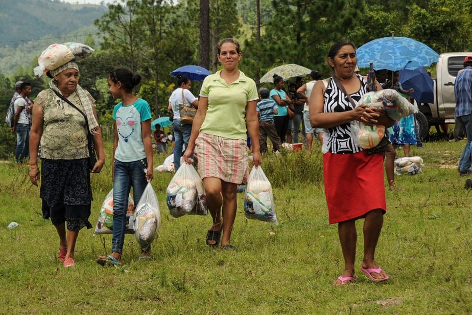 Famine: le Canada répond à l'appel du Programme alimentaire mondial