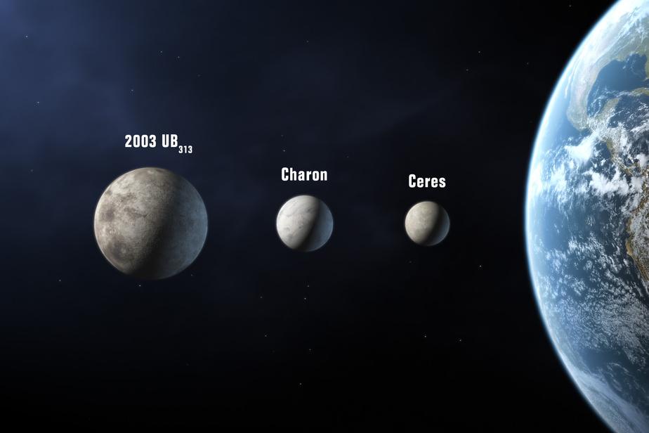 La planète naine Cérès pourrait être «un monde océanique»