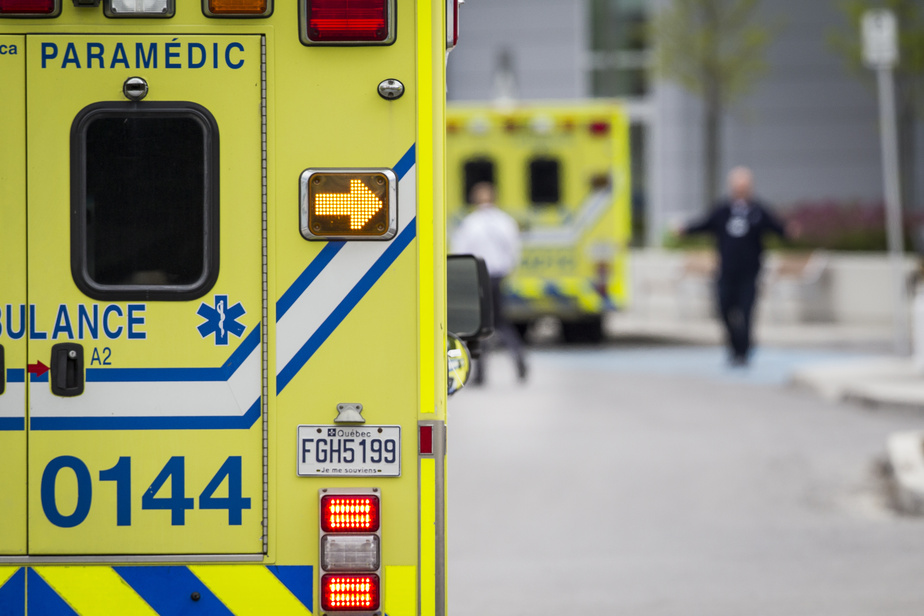 Accident de cyclomoteur mortel à Québec