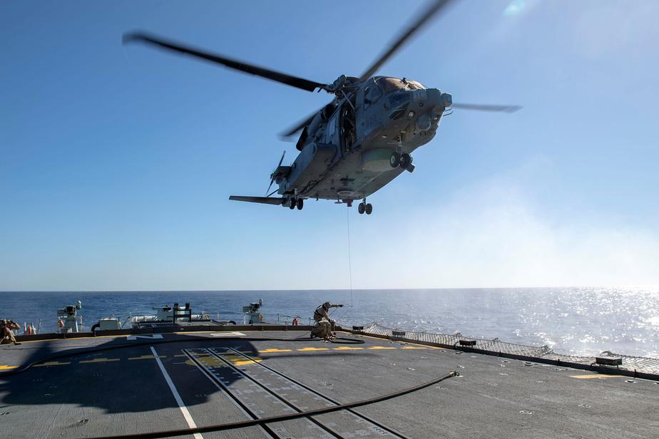 Écrasement d'hélicoptère en Grèce: les restes de quatre militaires identifiés