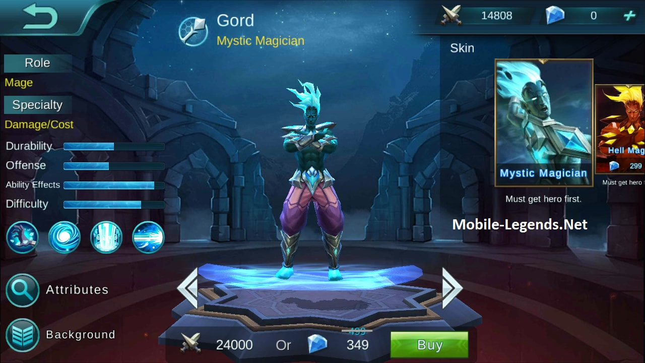 Gord Features 2018 Mobile Legends