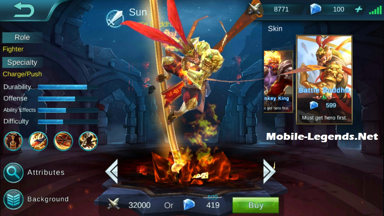 New Hero Sun Patch Notes 11481312 2018 Mobile Legends