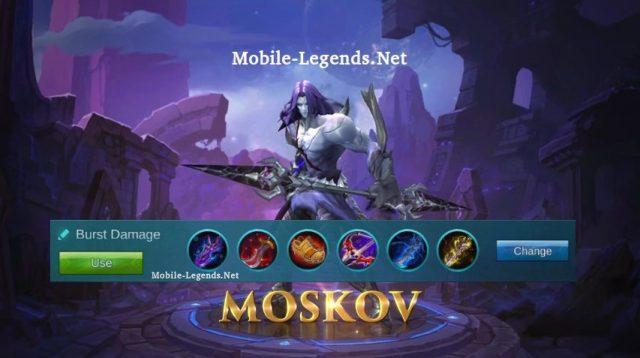 Moskov Dangerous Attack Build 2019 Mobile Legends