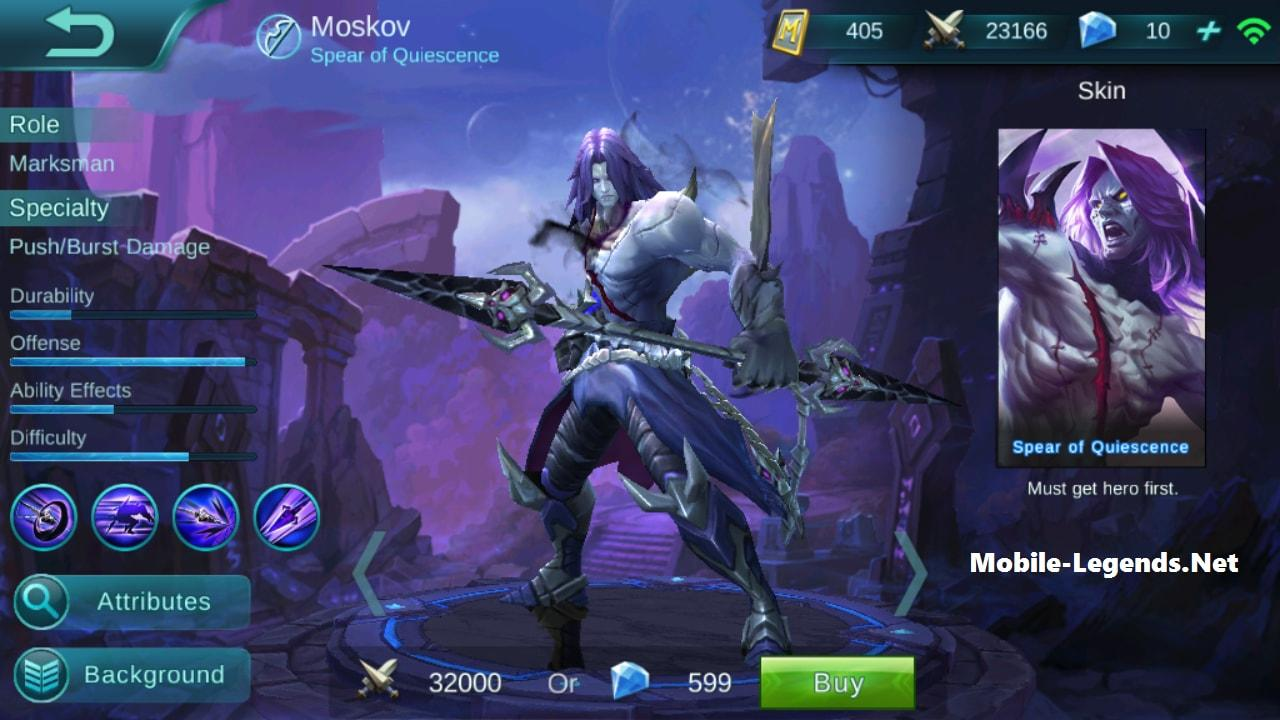 New Hero Cyclops Patch Notes 1168 2019 Mobile Legends