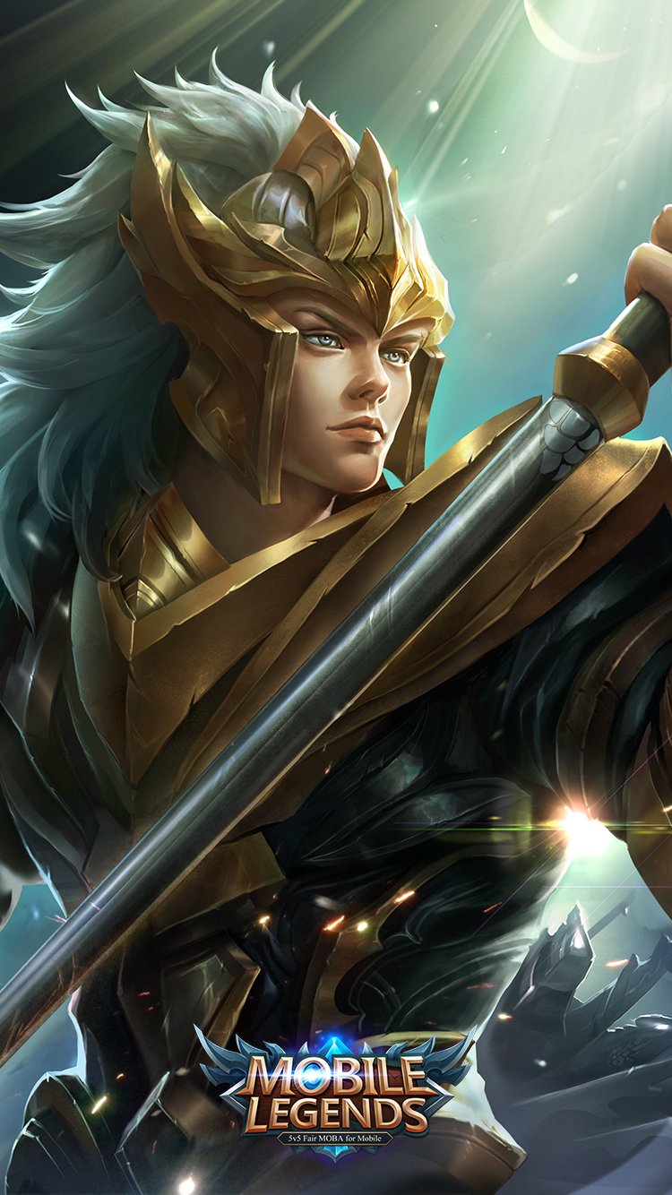Mobile Legends Yun Zhao Elite Warrior Mobile Legends